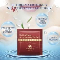 10 db. MeiYanQiong 1/5 / 10PCS Mély hidratáló krém Bőrápolás Hidratáló szépség bőr