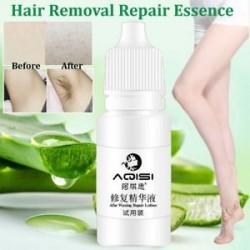 2PCS 10ml AQISI tartós hajnövekedés-gátló haj eltávolító javítás