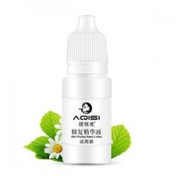 2db. 2PCS 10ml AQISI tartós hajnövekedés-gátló haj eltávolító javítás Újdonság