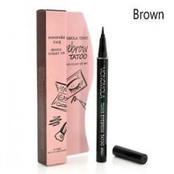 Barna. Szépség barna 7 nap szem szemöldök szemöldök tetoválás toll Liner tartós smink eszköz