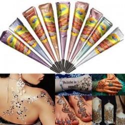 Henna paszta természetes gyógynövényekből - 10 féle színben - 1-es verzió