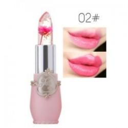 * 2. Virág rúzs színe zselé átlátszó mágia változó hőmérséklet változás ajak