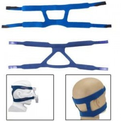 Univerzális CPAP fejfedő fejpánt a Respironics reszponált CPAP szellőztető maszkhoz