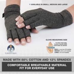 Arthritis kesztyű Compression Támogatás Kézi csuklótámasz Relief carpalis alagút fájdalom