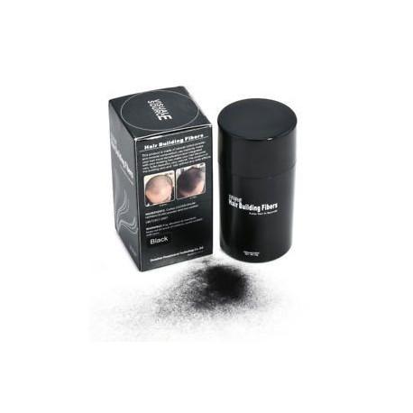 Fekete. 3 színben hajépítő szálak hajhullás megoldások rejtegető 65g / doboz Hasznos