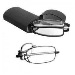 Hordozható divat összecsukható olvasószemüvegek Férfi forgatás szemüveg  1.5  2.0  2.5