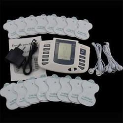 Forró elektromos izom relaxációs stimulátor masszírozó tíz akupunktúrás terápiás gép