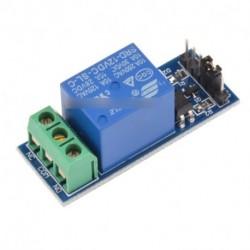 10db 12V 1 csatorna relé modul Optocouple panel  PIC, AVR Arduino