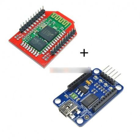 Arduino Bluetooth Bee Master és Slave modul Bluetooth Bee Xbee adapterrel