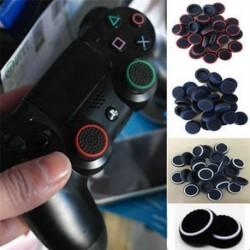 4Pcs Analog 360 vezérlő hüvelykujj-markolat fogantyúsapka fedél a PS3 PS4 XBOX-hez