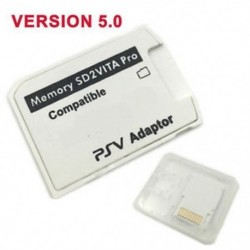 1db V5.0 SD2VITA PSVSD Pro adapter PS Vita Henkaku 3,60 Micro SD memóriakártyához