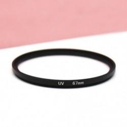 67mm - 52-82mm UV ultraibolya szűrő lencsevédő kamera Canon DSLR / SLR / DC / DV J0