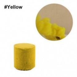 Sárga - 1db színes füst torta bomba kerek hatás megjelenítése mágikus fényképezés színpadi támogatás játék