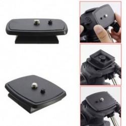 Állvány Quick Release Plate csavaros adapter DSLR / SLR digitális fényképezőgéphez