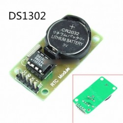 Új RTC DS1302 valós idejű óra modul  Arduino AVR kar PIC SMD mint DS1307