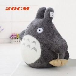 Hot 20CM rajzfilm Totoro plüss baba játék Új szomszédom Totoro Kids Girls ajándékok