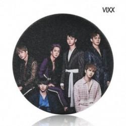 VIXX - VIXX Kpop tizenhét mellkas Pin Astro Blackpink EXO MAMAMOO Monsta x Kétszer jelvény bross