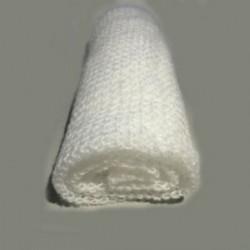 fehér - fehér Hot újszülött Swaddling takaró aranyos fényképezés Prop Soft Wrap Szőnyeg ajándék
