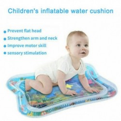 Felfújható Baby Water Mat szórakoztató tevékenység Play Center párna a csecsemőknek