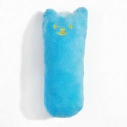 * 1 1db kék párna (10 * 4,5 cm) - * 1 1db kék párna (10 * 4,5 cm) Új kiskutya kutya macska fogászati fogak Egészséges