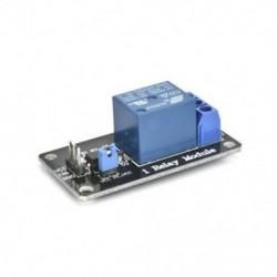 1 CH optocsatolóval (fekete) 1/2/4/8 Channel 5V relé kártya modul Optikai csatlakozó LED az Arduino PiC ARM AVR