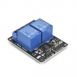 2 CH optocsatolóval (fekete) 1/2/4/8 Channel 5V relé kártya modul Optikai csatlakozó LED az Arduino PiC ARM AVR
