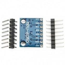 DIY MPU-6050 6DOF 3 tengelyű giroszkóp gyorsulásmérő modul az Arduino használata DIY MPU-6050 6DOF 3 tengelyű giroszkóp