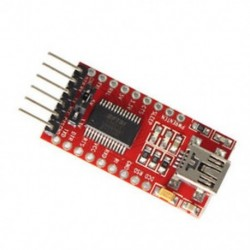 FT232RL 5.5V 3.3V USB-TTL soros adapter modul az Arduino Mini Porthoz-hoz FT232RL 5.5V 3.3V USB-TTL soros adapter modul az