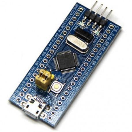 1 x STM32F103C8T6 ARM STM32 Minimális rendszerfejlesztő kártya modul az Arduino használata 1 x STM32F103C8T6 ARM STM32