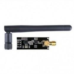 NRF24L01 PA LNA vezeték nélküli adóvevő WiFi kommunikációs modul 2.4G antennával NRF24L01   PA   LNA vezeték nélküli