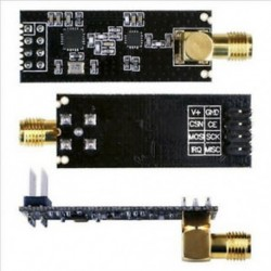 NRF24L01 PA LNA vezeték nélküli adó-vevő antenna kommunikációs modul 2.4G 1100m Set NRF24L01   PA   LNA vezeték