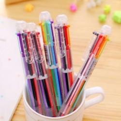 * 2 1db (színes tinta) Aranyos gél toll golyóstoll színes levélpapír írás jel gyermek iskola irodai eszköz