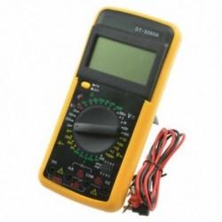 LCD AC / DC DT-9205A digitális multiméteres mérőellenállási kapacitásmérő LCD AC / DC DT-9205A digitális