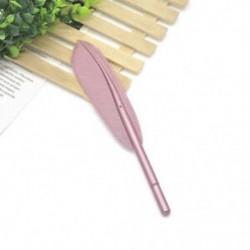 Rózsaszín 0,38 mm-es tollgél tollak Irodai iskolai hallgatók írószerek születésnapi ajándékok