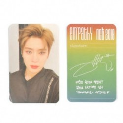 86 x 54mm-es Jaehyun fotó autogrammal - LOMO kártya - KPOP - NCT - 1