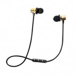 Arany Bluetooth 4.2 sztereó fülhallgató fülhallgató vezeték nélküli fülhallgató mágneses fejhallgató