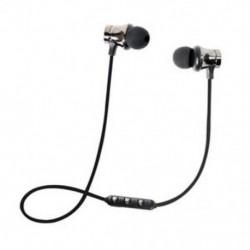 Gun Black Bluetooth 4.2 sztereó fülhallgató fülhallgató vezeték nélküli fülhallgató mágneses fejhallgató