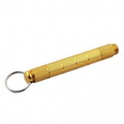 Arany Hajtogatható kés Kézi kulcstartó Tactical kés tea kés levélnyitó eszköz