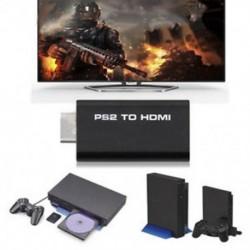 PS2 - HDMI audió videó AV adapter átalakító w / 3,5 mm-es audio kimenet HDTV-hez