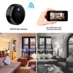 Spy Mini kamera Vezeték nélküli Wifi IP biztonság Videokamera HD 1080P DV DVR éjszakai látás