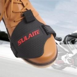 * 2 15x10cm 1db Motorkerékpár Shift Pad lovaglás gumi váltó fedél felszerelés cipő csizma védő
