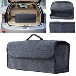 Autó SUV csomagtartó ülés Vissza Nagy utazási belső táskák tárolószervező tartó Új