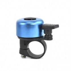 Kék Fém kerékpár kerékpáros kerékpáros fogantyú Bell gyűrű kürt hang riasztás hangos biztonság Új