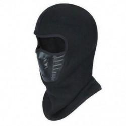 * 6 Fekete Szélálló kültéri sí motorkerékpár kerékpározás balaclava teljes arc maszk nyak sál kalap