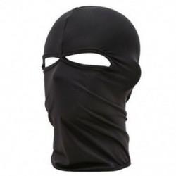 * 5 Fekete Szélálló sí motorkerékpár kerékpározás szabadtéri balaclava teljes arc maszk nyak sál kalap