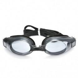 Köd elleni úszás védőszemüveg szemüveg PC lencse UV védelem felnőtt szemüveg orr klip