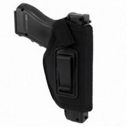 Fekete Rejtett övcsatoló, amplitúdó IWB burkolat a Compact Subcompact Pistols j számára