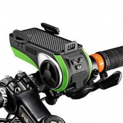 ROCKBROS többfunkciós kerékpár audio kerékpár fényszóró telefon tartó vízálló