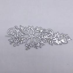 * 21 FlowerďĽˆ155 * 6mmďĽ ‰ DIY Metal 3D vágószerszámok Stencil Scrapbook Album papírkártya Dombornyomó kézműves