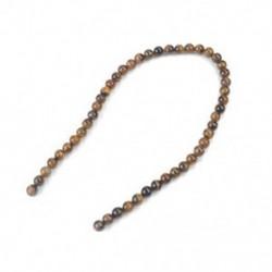 8mm Tigris szem kerek gyöngyök természetes drágakő 15.5 &quot Strand 4mm 6mm 8mm 10mm 12mm